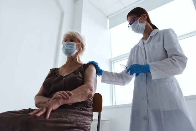Ochrona immunitetu paszportu szczepionek szpitalnych