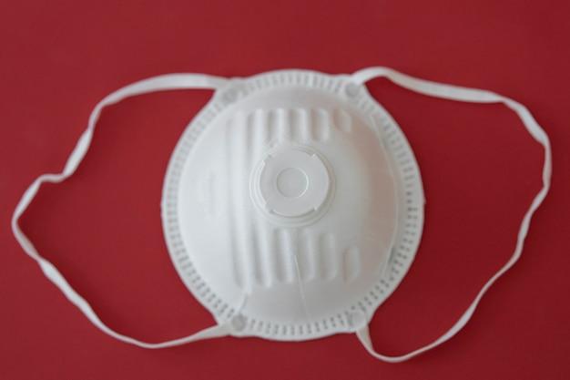 Ochrona maseczki przed zanieczyszczeniami, wirusami, grypą i koronawirusem