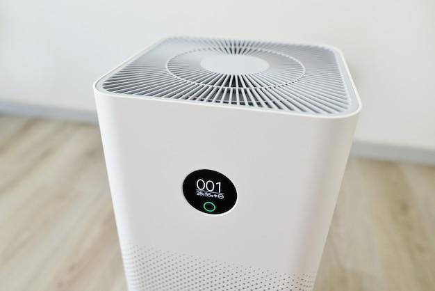 Oczyszczacz powietrza salonoczyszczacz powietrza usuwający drobny kurz w houseprotect pm 25