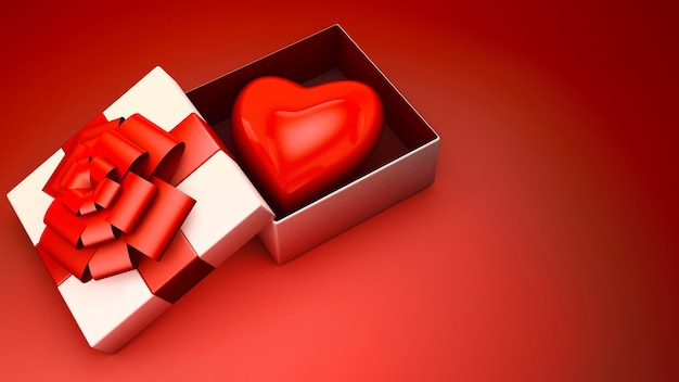 Oddając serce dla valentine