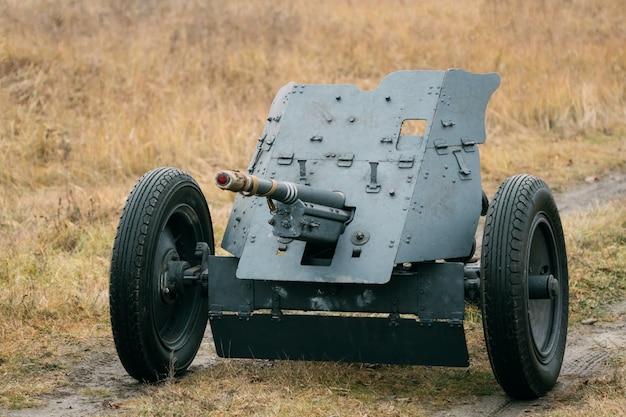 Oddziały armatnie pak-36 wehrmacht