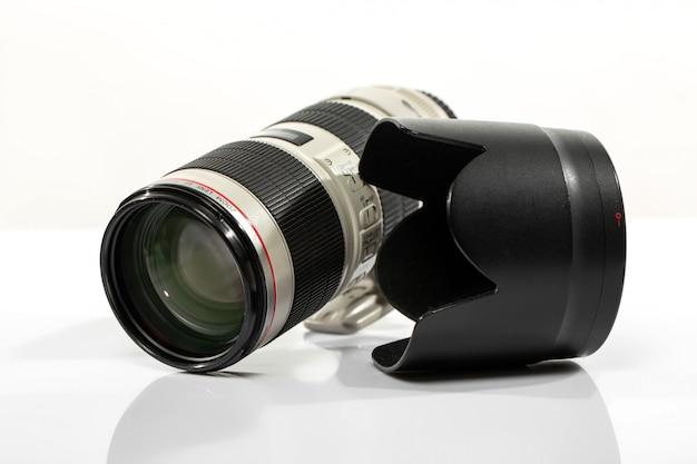 Oddzielny obiektyw aparatu