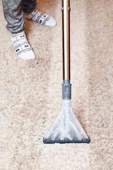 Odkurzacz do czyszczenia dywanów
