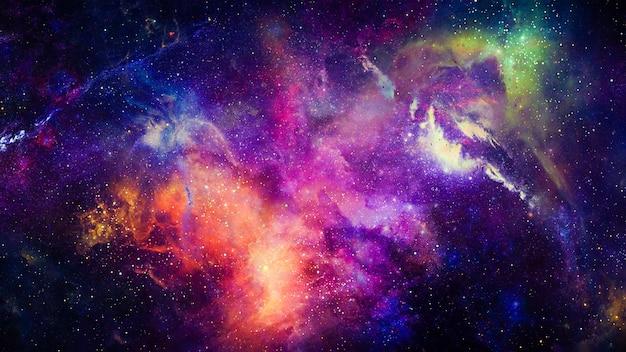 Odległy zakątek wszechświata