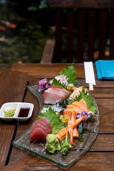 Odmiana sashimi