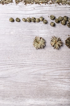Odmiana zielonej herbaty
