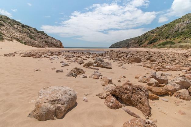 Odosobniona plaża