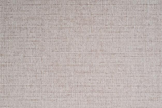 Odrobina szarej tkaniny kanwy tekstury tło