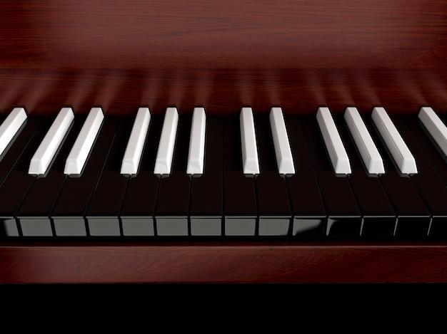 Odwrócony fortepian