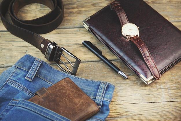 Odzież i akcesoria męskie