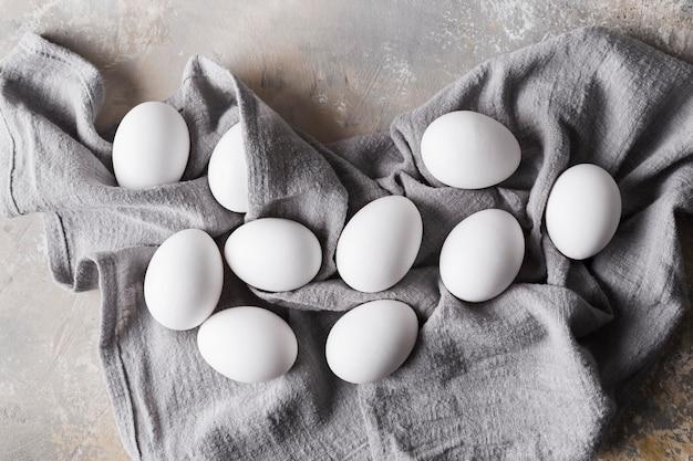 Odzież z jajkami