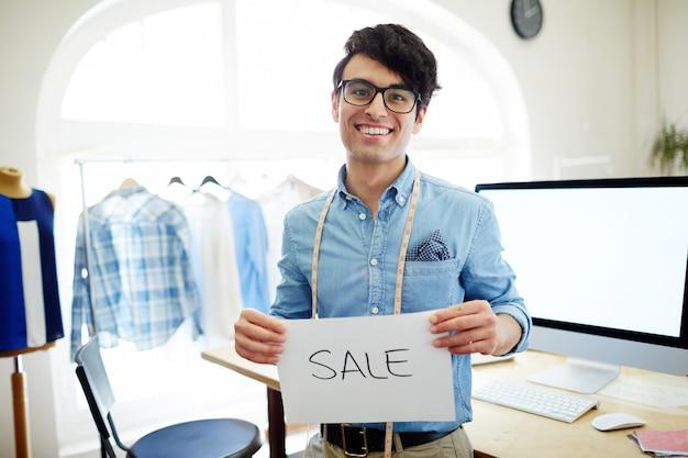 Ogłoszenie sprzedaży