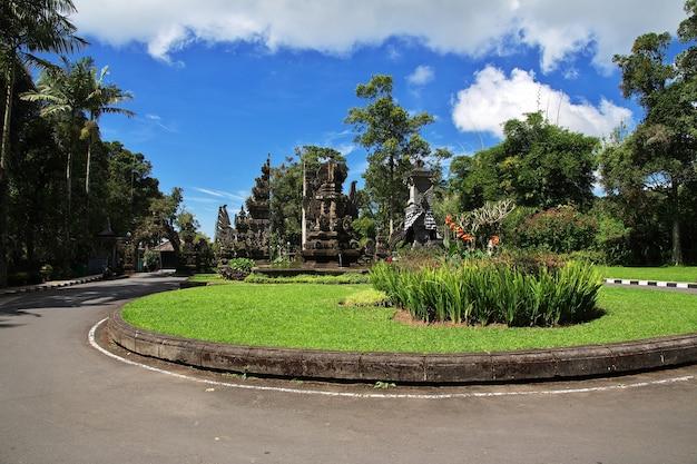 Ogród na wyspie bali, indonezja