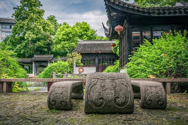 Ogród porcelany