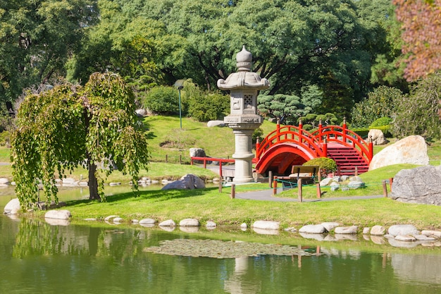 Ogrody japońskie w buenos aires
