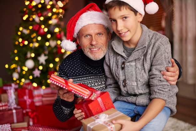 Ojciec jest najlepszym przyjacielem syna