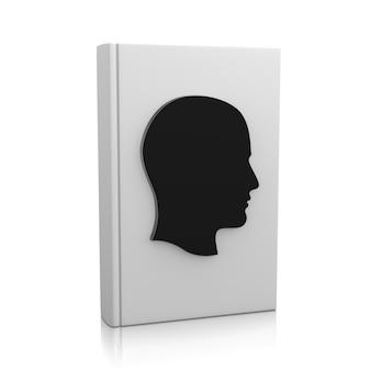 Okładka książki z biografii