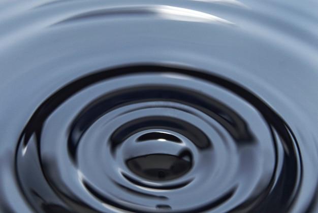 Okrągła fala na ropie naftowej