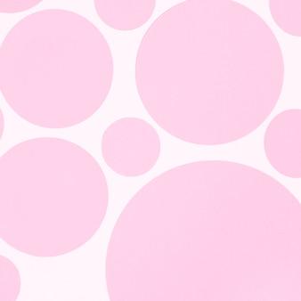 Okręgu kształta tła tekstury ściana