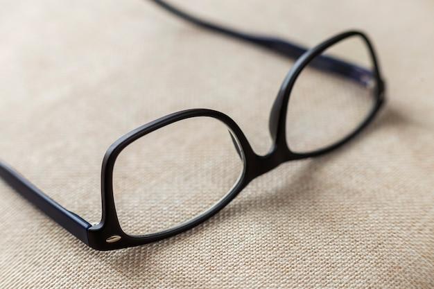 Okulary do czytania, modne okulary na niewyraźne białe miejsce