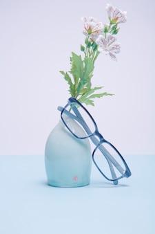 Okulary przeciwsłoneczne soczewki optyczne z modnego szkła