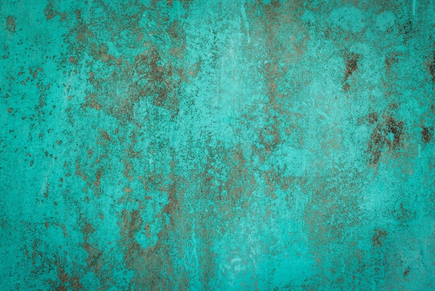 Old blue tekstury betonu.
