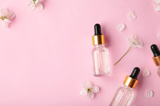 Olejek kosmetyczny do pielęgnacji skóry w butelce