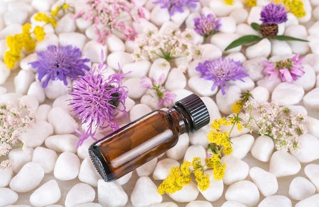 Olejki eteryczne i kwiat