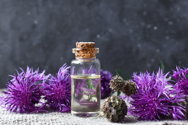 Olejki eteryczne i zioła z miejsca na kopię