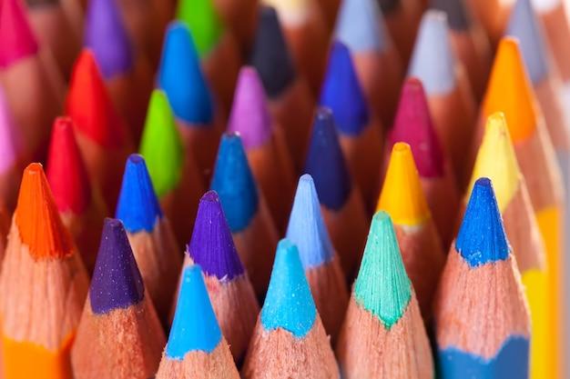 Ołówki tła