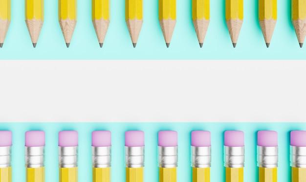 Ołówki z miejscem na kopię