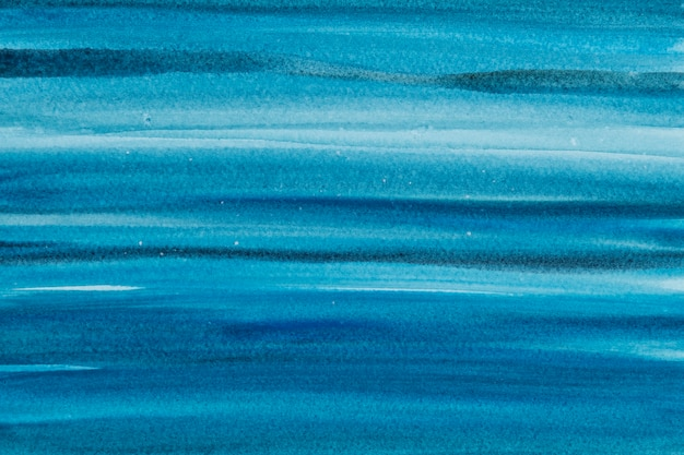 Ombre niebieski abstrakcyjny styl tła akwarela
