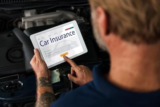 Online ubezpieczenie samochodu