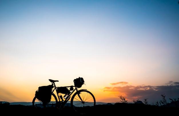 Opakowanie rowerowe ze wzorem
