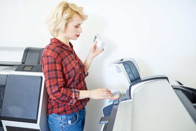 Operator drukarni