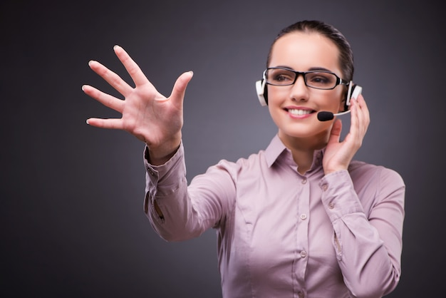Operator helpdesk w koncepcji komunikacji