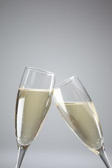 Opiekania szampana