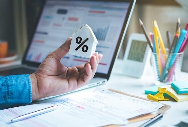 Oprocentowanie nieruchomości finansowanie pożyczka planowanie inwestora