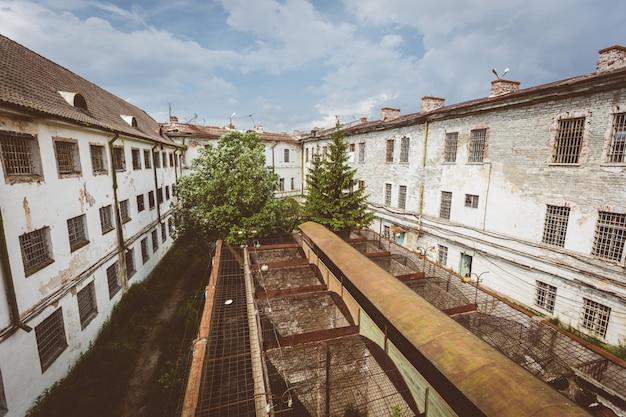Opuszczone więzienie w tallinie