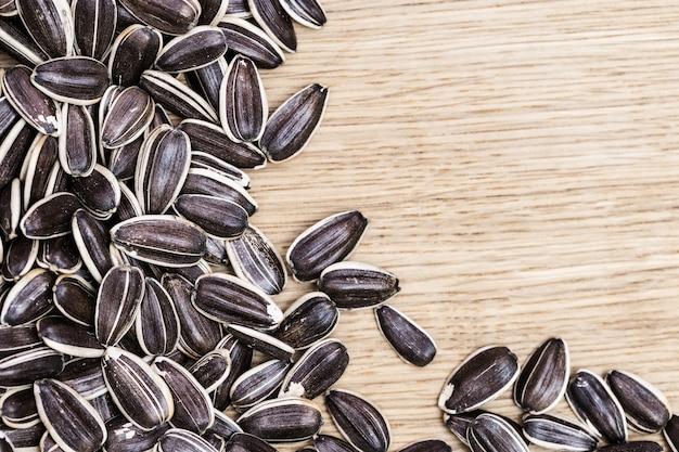 Organiczne nasiona słonecznika