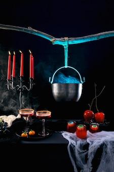 Organizacja jedzenia na halloween?
