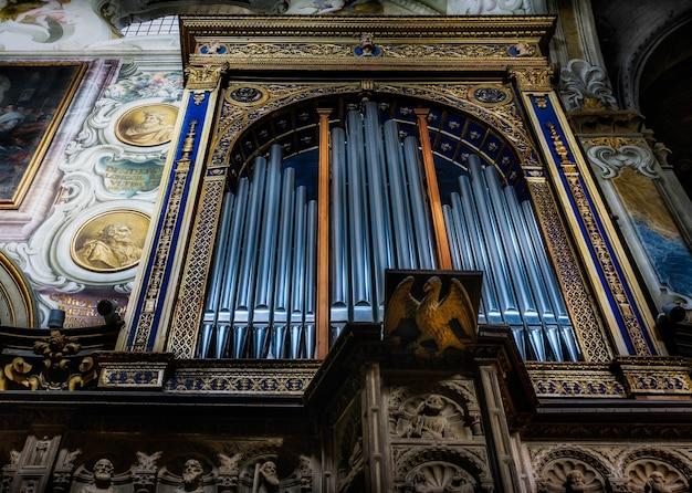 Organy w katedrze w monza