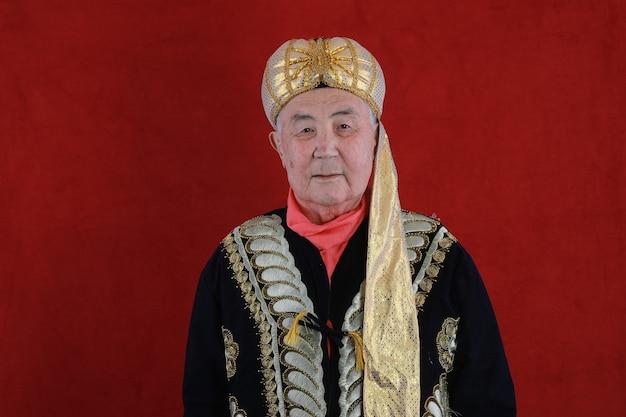 Orientalny władca z bliskiego wschodusultan shah padishah khan pasha caliph