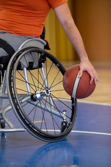 Osoby niepełnosprawne uprawiające sport