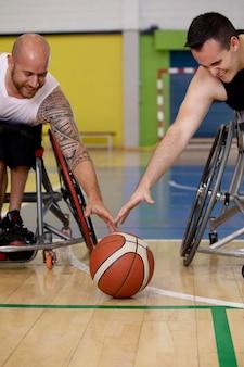 Osoby Niepełnosprawne Uprawiające Sport Darmowe Zdjęcia