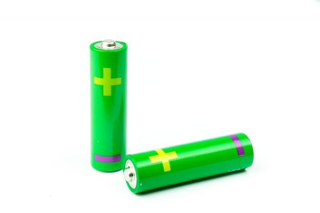 Oświetlenie baterii alkalicznych
