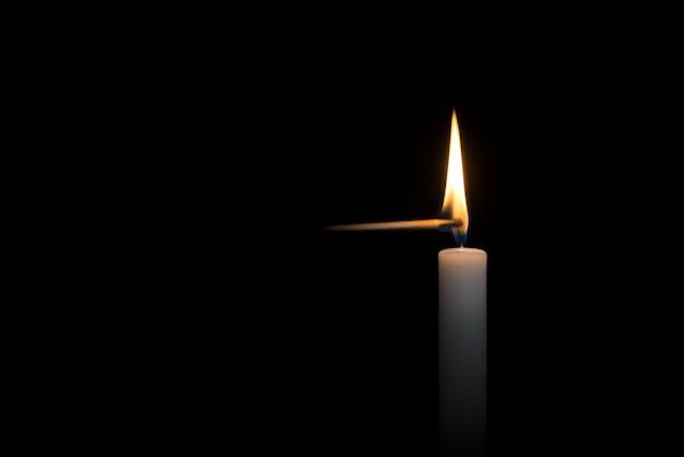 Oświetlenie świec
