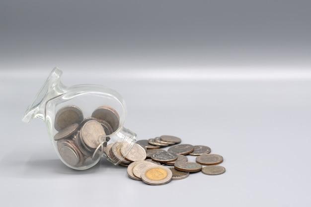 Oszczędność pieniędzy i inwestycje