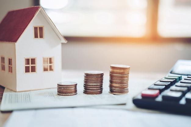 Oszczędność pieniędzy kalkulator kosztów dla domu