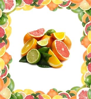 Owoc cytrusowy